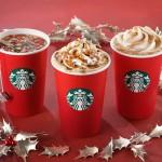 お待ちかね♡スタバのクリスマスメニュー、11月5日スタート!