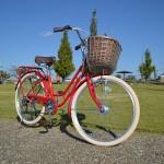 スカートでもノーストレス!「女性による、女性のための」自転車が発売