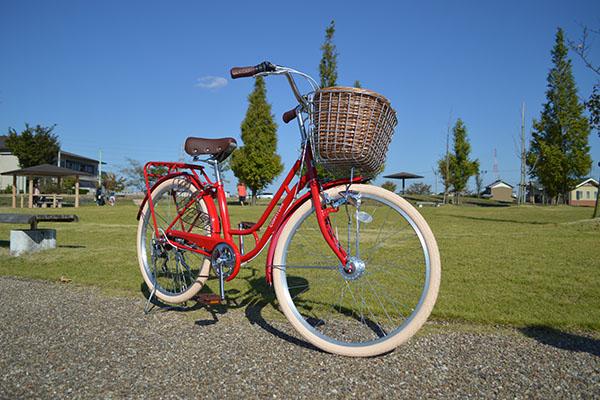 「女性による、女性のための自転車