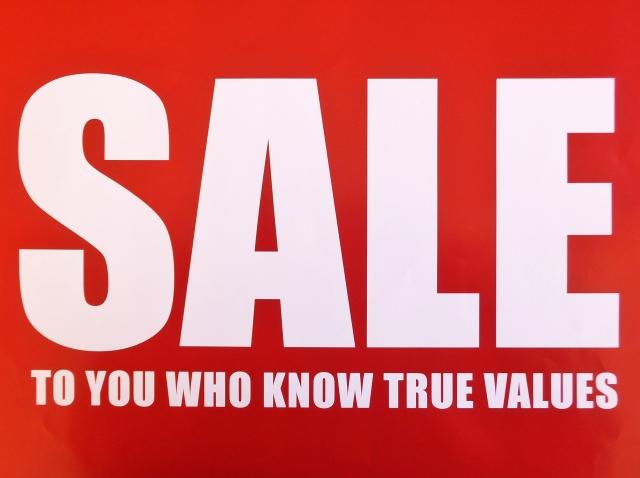 オンラインショップ通販セール