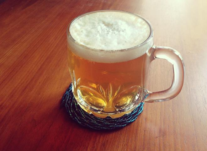 レモンビール「パナシェ」