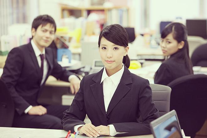 女性マネージャー
