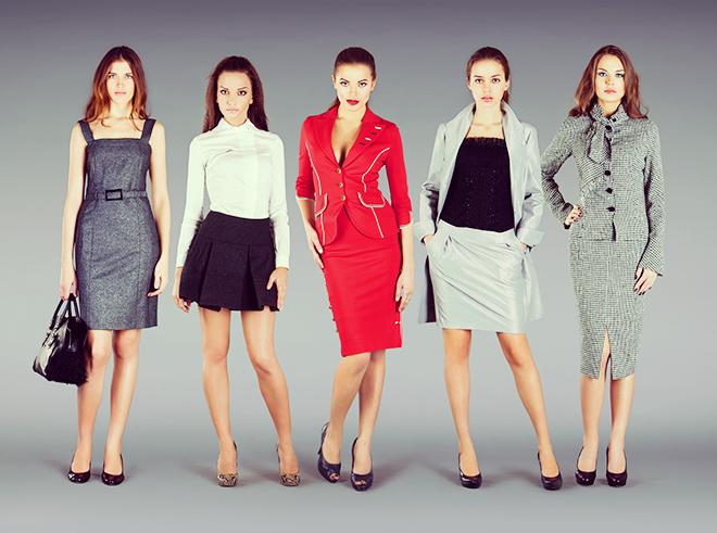 OLファッション