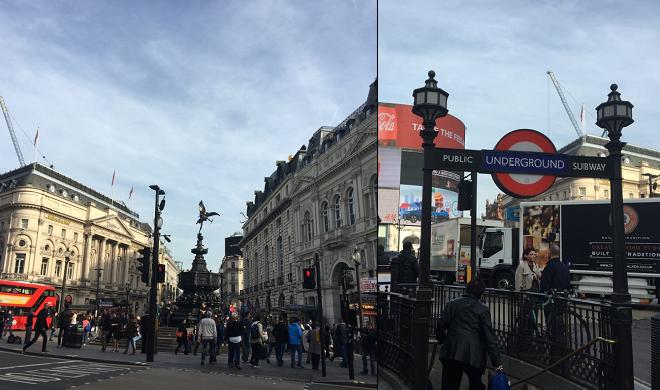 ロンドンロケ地巡り