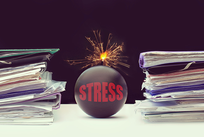 職場のストレスの原因