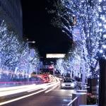 この冬必見!首都圏で楽しめるイルミネーション名所3選