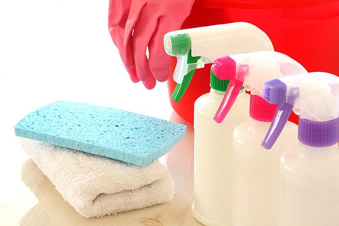 大掃除のコツ
