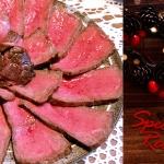 年末年始の食卓を彩る♪ローストビーフ&絶品ソースの簡単レシピ
