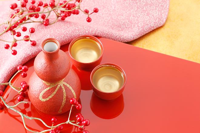 お正月に飲みたい日本酒
