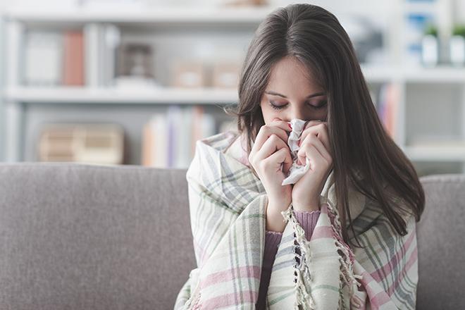 風邪の悪化を防ぐ方法