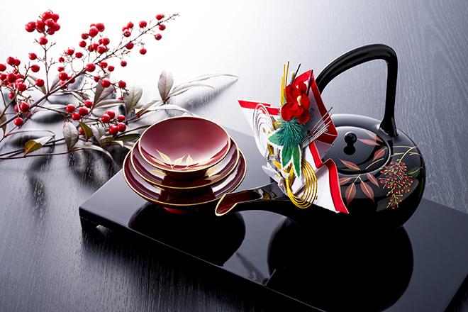 新年に飲む日本酒