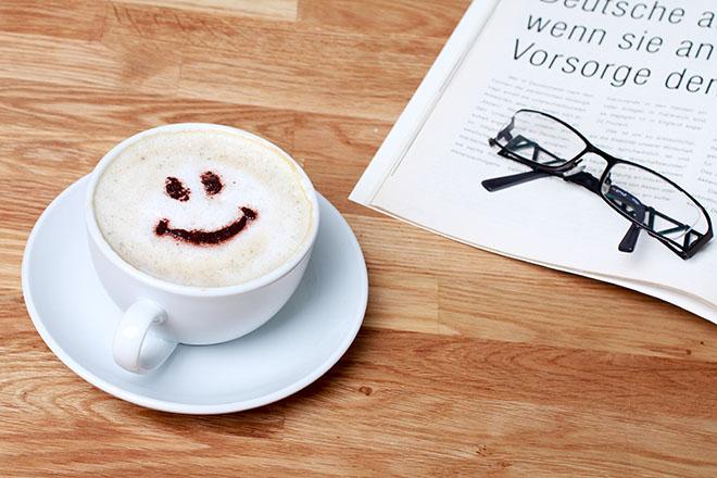 コーヒータイムの楽しみ方