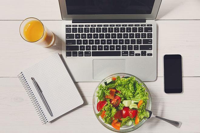 オフィスでの野菜不足対策