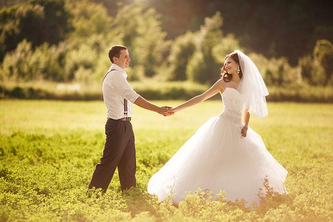 社内恋愛からの結婚