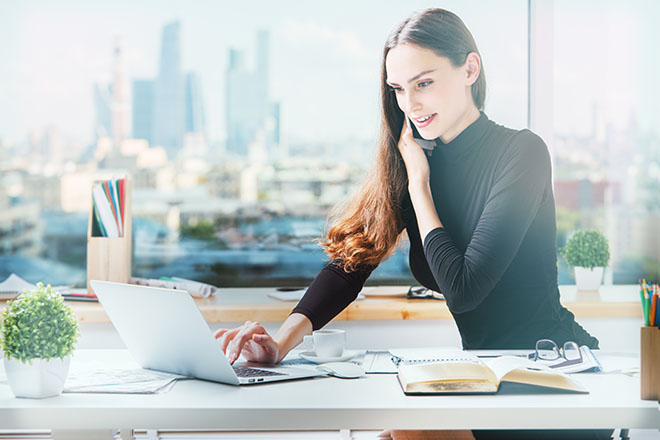 いい女ほど仕事ができる?女性の魅力と仕事の相関関係