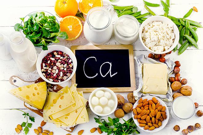 原因はカルシウム不足
