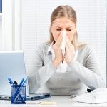 季節の変わり目は風邪に注意!オフィスでできる3つの予防策