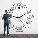 集中力の継続時間は平均45分!?仕事がはかどる時間割の組み方