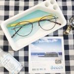 """オフィスでできる暑さ対策!部屋とmidori最新アイテム『Beach』で""""涼""""を感じる。"""